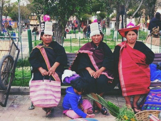 Mercado Indígena Bolivia